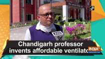 Chandigarh professor invents automatic ventilator