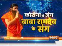 Cure infertility, hormonal imbalance and menstrual cramps with Swami Ramdev