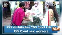 RSS distributes 250 food kits to GB Road sex workers