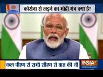 Coronavirus crisis: PM Narendra Modi to share video message with nation today