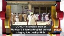COVID-19: Medical staff of Mumbai