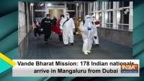 Vande Bharat Mission: 178 Indian nations arrive in Mangaluru from Dubai