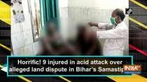 9 injured in acid attack over alleged land dispute in Bihar