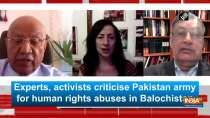 Experts, activists criticise Pakistan army for human rights abuses in Balochistan
