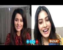 Yeh Hai Mohabbatein actor Krishna Mukherjee shares her lockdown routine