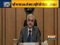 GDP growth rate in 2020-21 is expected to remain in the negative category: RBI Gov