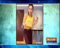 Erica, Parth, Niti Taylor, other TV stars take viral dance challenge