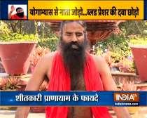 Swami Ramdev shares home remedies to treat high blood pressure