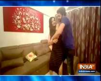 Lockdown diaries: From cooking to dancing, couple Monalisa and Vikrant spend quality time