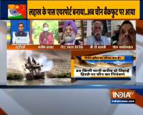India, China face-off continues in Eastern Ladakh area | Watch debate