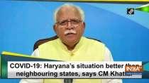 COVID-19: Haryana