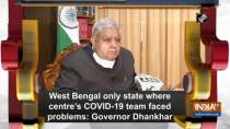 West Bengal only state where centre