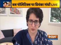 Not the time to do politics over bus, need to work together to help migrants right now, says Priyanka Gandhi