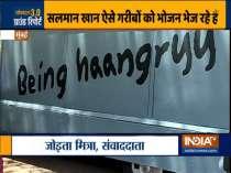 Salman Khan launches his food truck