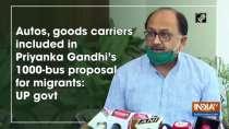 Autos, goods carriers included in Priyanka Gandhi