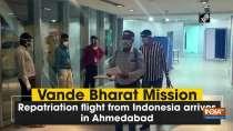 Vande Bharat Mission: Repatriation flight from Indonesia arrives in Ahmedabad