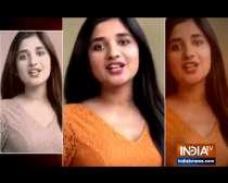 TV stars share message of hope amid lockdown