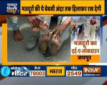 No end to the exodus of migrant labourers; watch painful pictures from different cities of the country
