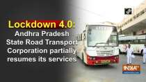 Lockdown 4.0: Andhra Pradesh State Road Transport Corporation partially resumes its services