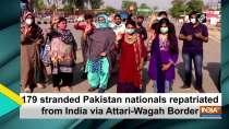 179 stranded Pakistan nationals repatriated from India via Attari-Wagah Border