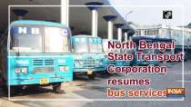North Bengal State Transport Corporation resumes bus services