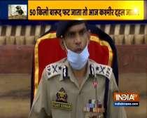 Received tip-off on JeM terrorists planning terror attack: IG Police Kashmir