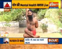 Learn from Swami Ramdev how to get rid of depression