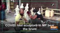 COVID: Idol sculptors in MP bear the brunt