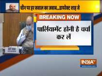 Amit Shah dares Rahul Gandhi for debate on LAC stand-off