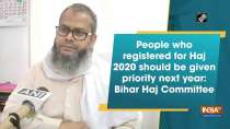 People who registered for Haj 2020 should be given priority next year: Bihar Haj Committee