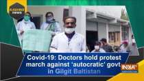 Covid-19: Doctors hold protest march against