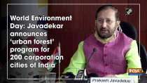 World Environment Day: Javadekar announces