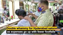 Double whammy for Hyderabad salons as expenses go up with fewer footfalls