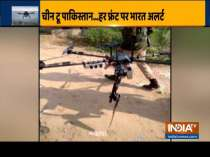 Pakistani spy drone carrying weapons shot down by BSF at J-K