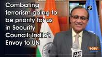 Combating terrorism going to be priority for us in Security Council: India