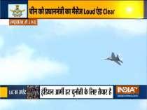 Indian Army completes crucial Galwan river bridge amid Amid LAC standoff