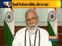 PM Modi on China standoff: Increased patrolling has improved Indian presence at LAC