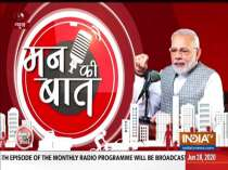 PM Narendra Modi addresses nation through Mann ki Baat