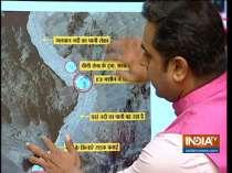 Satellite images shows how China betrayed India