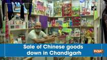 Sale of Chinese goods down in Chandigarh
