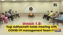 Unlock 1.0: Yogi Adityanath holds meeting with COVID-19 management Team-11