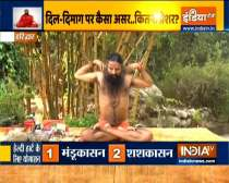 Treat anger and stress with Swami Ramdev