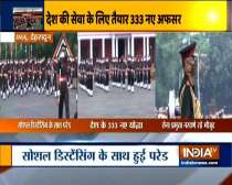 333 GCs of Indian Military Academy become commissioned officers of Indian armed forces