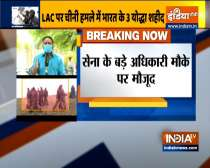 Violent face-off between Indian-Chinese army at LAC, army officer and 2 soldiers martyred