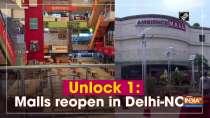 Unlock 1: Malls reopen in Delhi-NCR