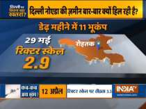 Three earthquake in 5 days in Delhi-NCR indicate a major one may hit in near future