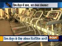 Gyms and salon all set to re-open in Mumbai
