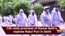 CBI raids premises of Kamal Nath