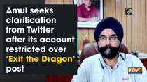 Amul seeks clarification from Twitter after its account restricted over