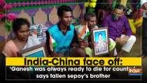 India-China face off: